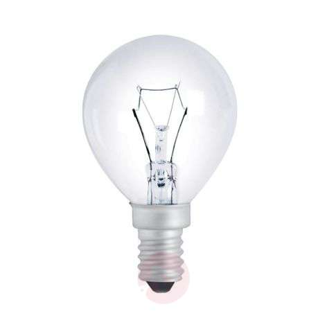 E14 40 W clear golf ball bulb-7504204-31