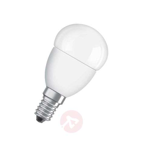E14 5,3W 827 LED tear bulb Superstar matte dimmab.