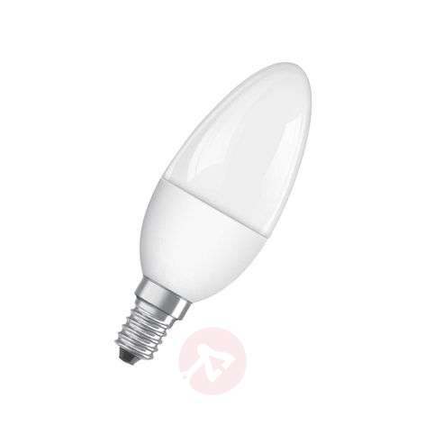 E14 5,5W 827 LED candle bulb Superstar, matte-7260672-31