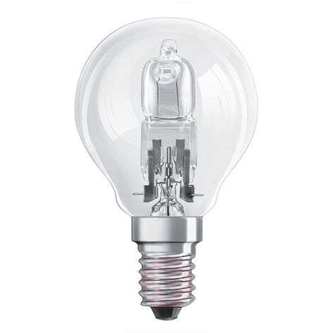 E14 tear bulb Halogen CLASSIC P