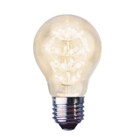 E27 1.4W LED bulb light bulb form clear