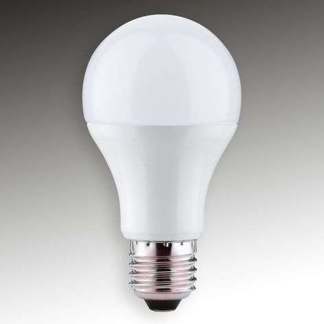 E27 10W 865 LED bulb matt, dimmable
