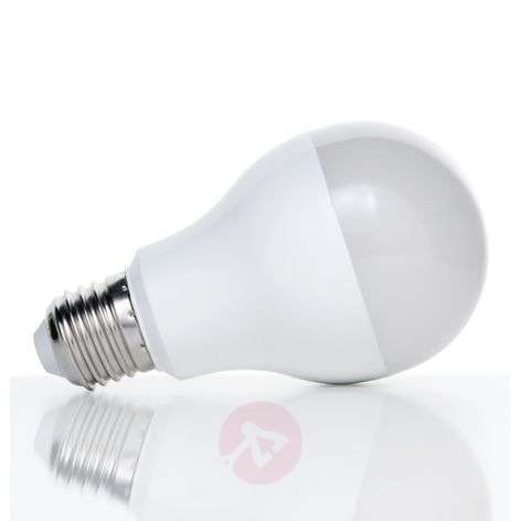 E27 15 W 827 LED light bulb, opal