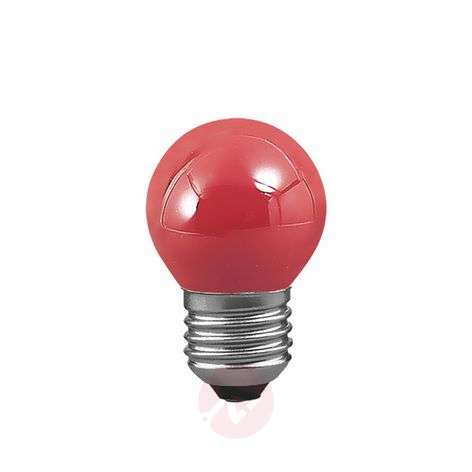 E27 25W tear bulb for light chains