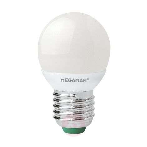 E27 3.5W LED tear bulb matte, 2800K