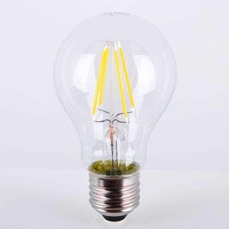E27 4 W 827 LED bulb, clear