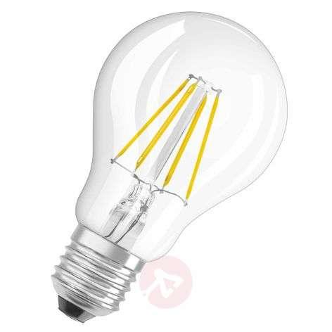 E27 4 W 827 LED retrofit filament bulb clear-7260853-31
