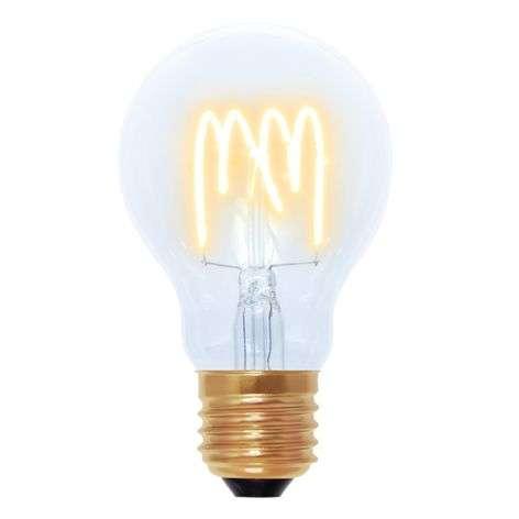 E27 4 W 922 LED bulb Curved Line