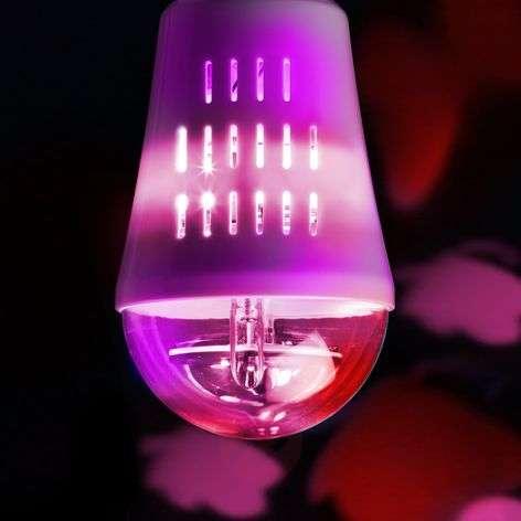 """E27 4 W LED decorative bulb """"Butterflies"""" 360°"""