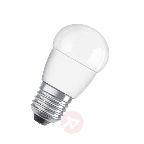 E27 5,7W 827 LED tear bulb Star matte