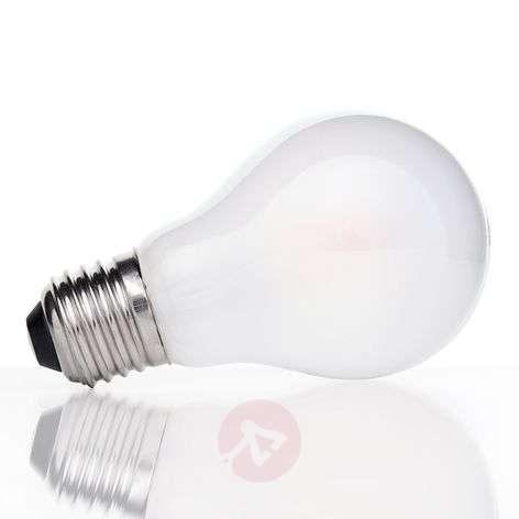 E27 6 W 827 LED filament bulb, matt on the inside
