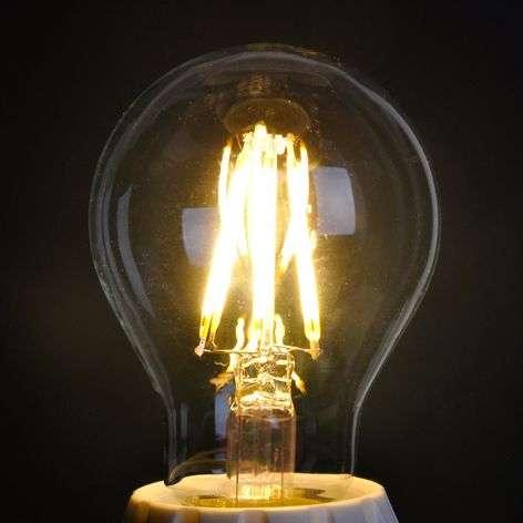 E27 6W 827 LED bulb, clear