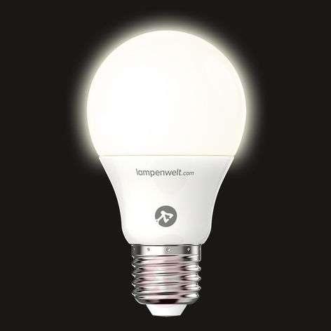E27 7.5 W 827 LED lamp, matt