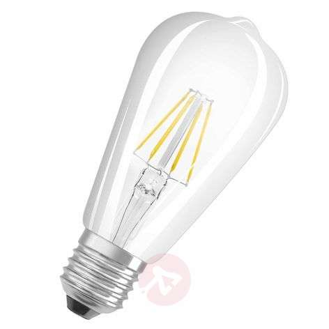 E27 7 W 827 retrofit LED rustic bulb clear-7260861-31