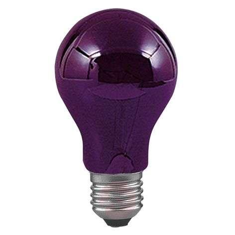 E27 75 W black light bulb, dimmable-7601022-31