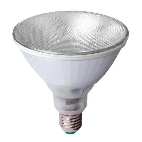 E27 8.5W LED plant lamp, PAR38 35°