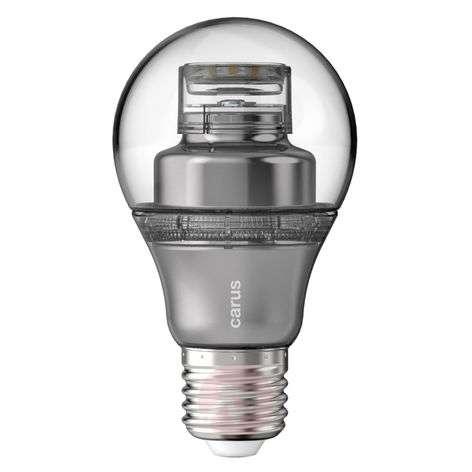E27 8.6W 827 LED bulb lookatme grey