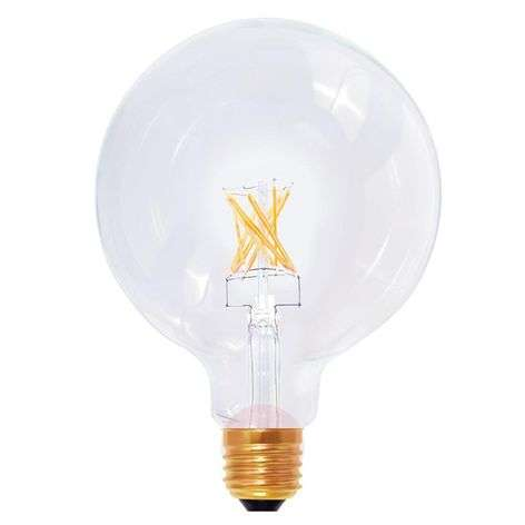E27 8 W 822 LED globe lamp G125