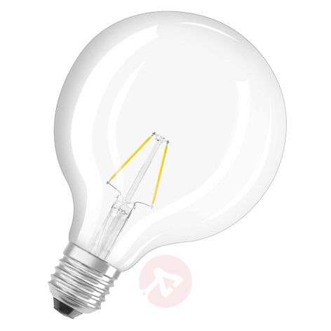 E27 827 LED globe lamp Retrofit