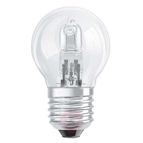 E27 tear bulb Halogen CLASSIC P