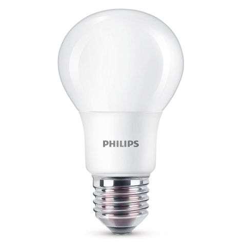 E27 WarmGlow LED bulb 5.5 W matt, dimmable