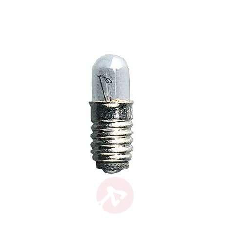 E5 1.2W 12V bulbs LV window candle set of 5