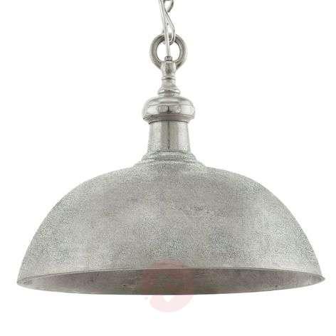 Easington industrial hanging light