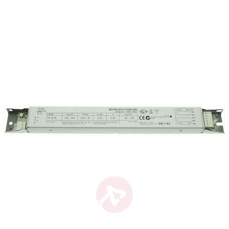 EB 2 x 36W T8 BCS36.2FX-11/220-240 not dimmable