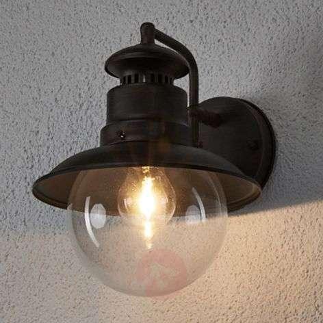 Eddie Outside Wall Light Rustic IP44-9630001-31