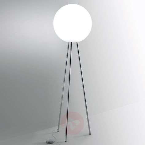 Effective designer floor lamp PRIMA SIGNORA