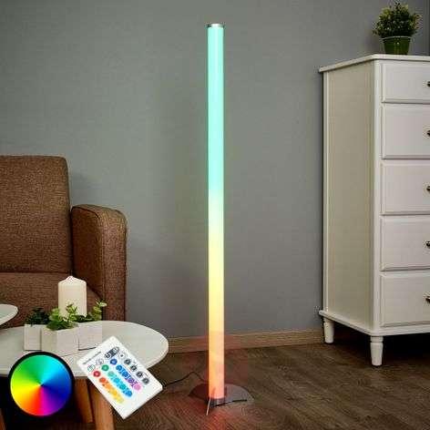 Effective LED floor lamp Ilani RGB