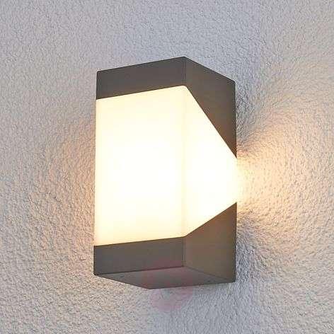 Effective LED outdoor wall lamp Kiran