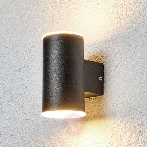Effective Morena LED outdoor wall light