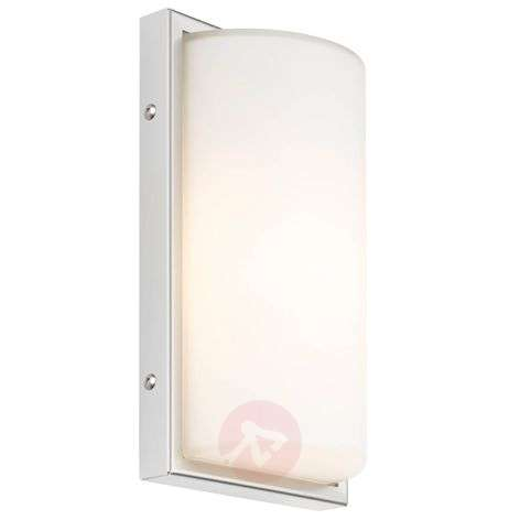 Efficient LED outdoor wall light Mikka with sensor-6068104-31