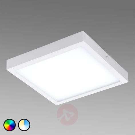 EGLO connect Fueva-C ceiling light square 30 cm