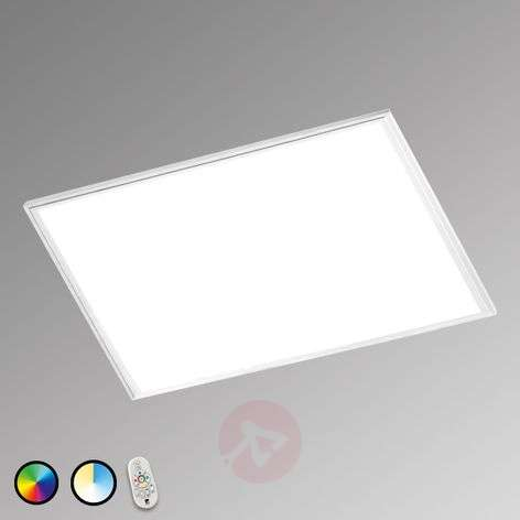 EGLO connect Salobrena-C LED panel, 59.5x59.5 cm