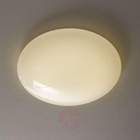EGLO connect Totari-C ceiling lamp, crystal effect