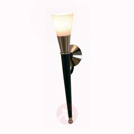 Elegant ANTOSA wall torch, 41 cm high