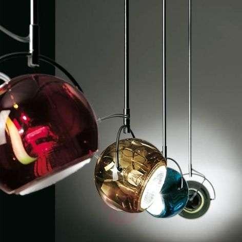 Elegant BELUGA COLOUR designer hanging light-3503019X-31