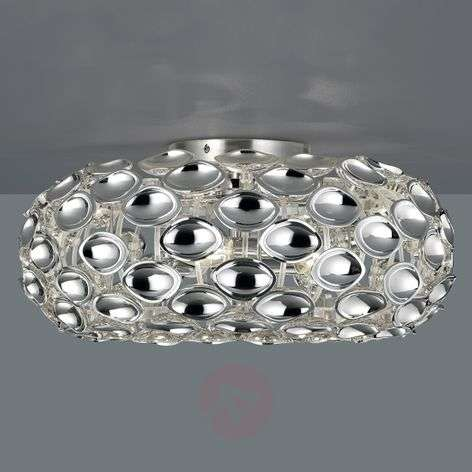 Elegant ceiling light Spoon with decorative spoons