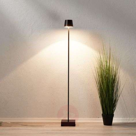 Elegant designer floor lamp Cut