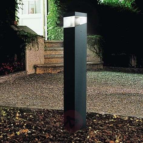 Elegant designer LED path light Tetragono