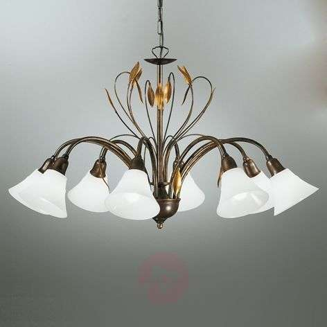 Elegant hanging light CAMPANA