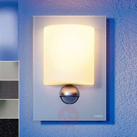 Elegant L 680 LED outdoor wall light