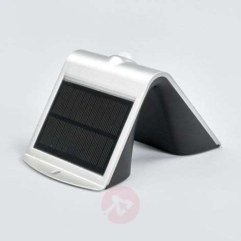 Elegant LED outdoor wall light Adela, solar