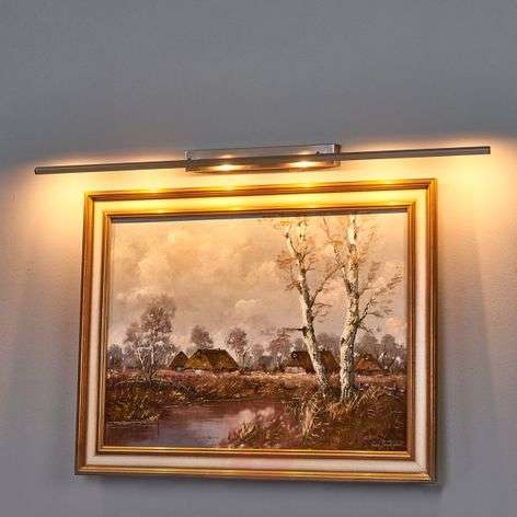 Elegant LED picture lamp Tolu - made in Germany