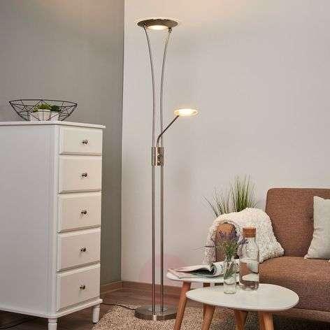 Elegant LED uplighter Eda with dimmer