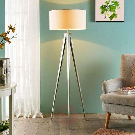 Elegant tripod floor lamp Benik