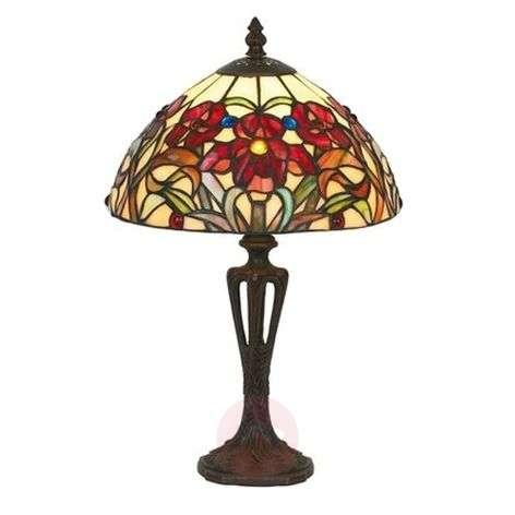 ELINE classic Tiffany style table lamp, 40 cm