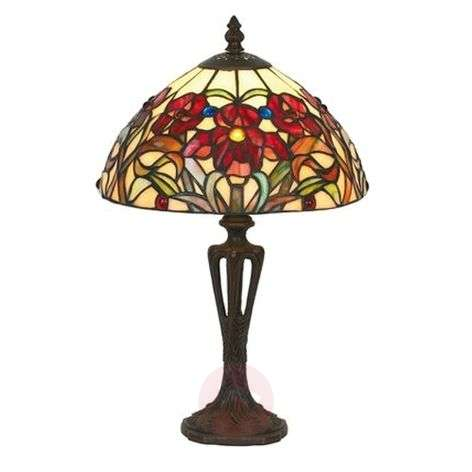 ELINE classic Tiffany style table lamp, 40 cm-1032169-31
